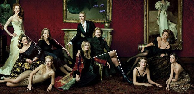 Mastering Composition with Annie Leibovitz - vanity-90