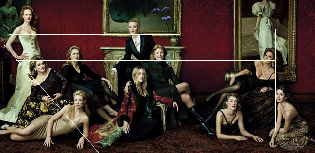 Mastering Composition with Annie Leibovitz - vanity-coin