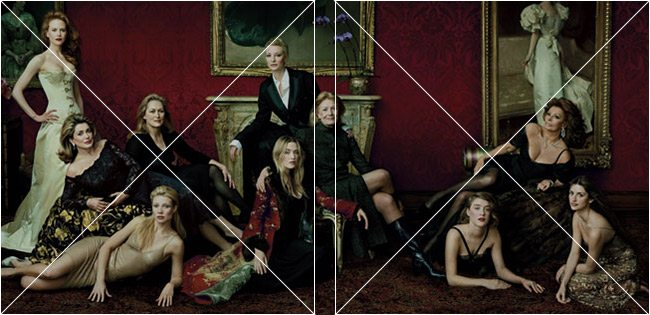 Mastering Composition with Annie Leibovitz - vanity-rebated