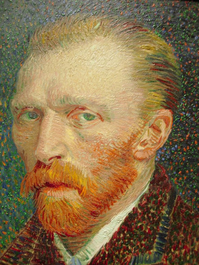 Mastering Composition without the rule thirds-van-gogh