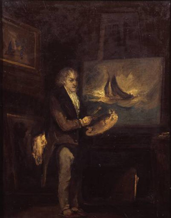 JMW Turner by JTSmith