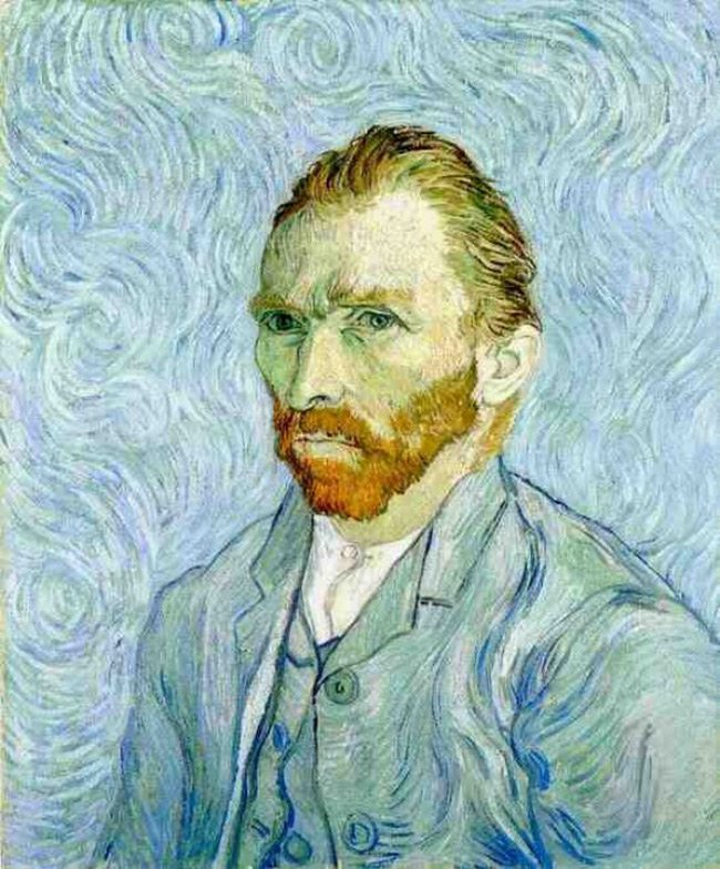 vangogh-Self