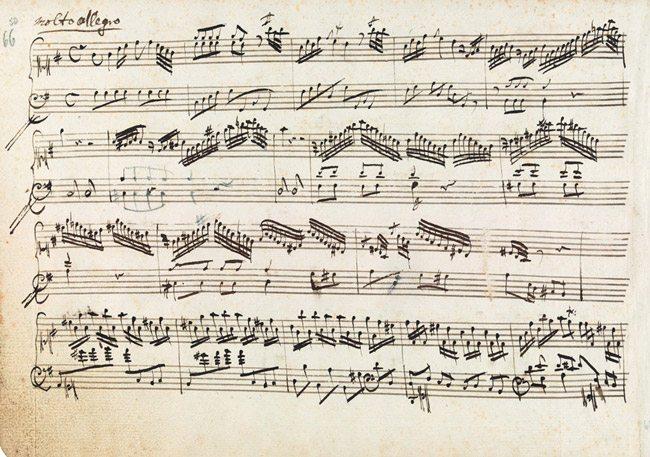 Mozart_ConcertoManuscript1