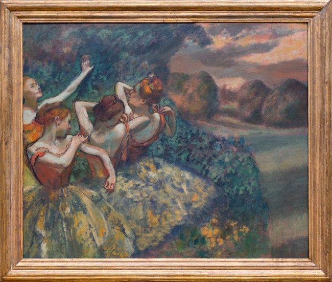 Degas-Ballerina-glover