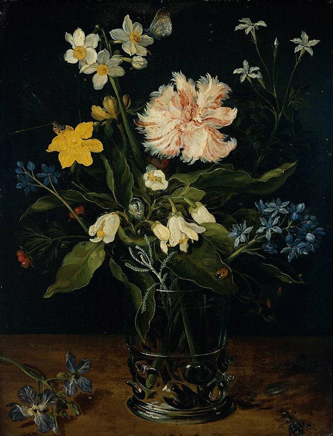 brueghel-still-life-with-flowers-in-a-glass-vanitas-painting