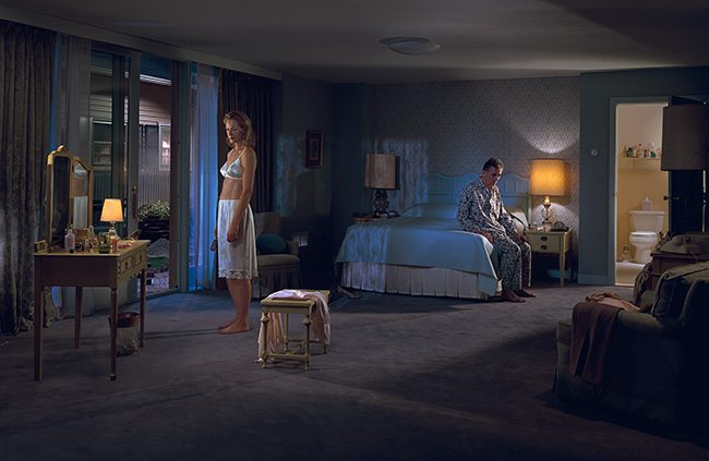 Gregory Crewdson Analyzed Photo 4