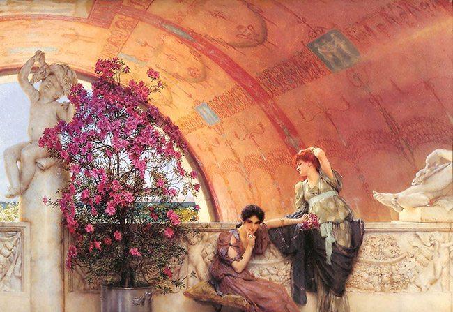 Alma-Tadema_Un_Rivals