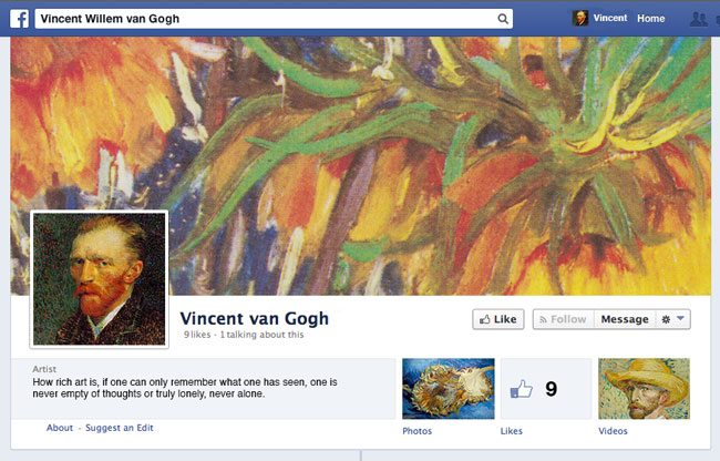 Van-Gogh-Fan-Page