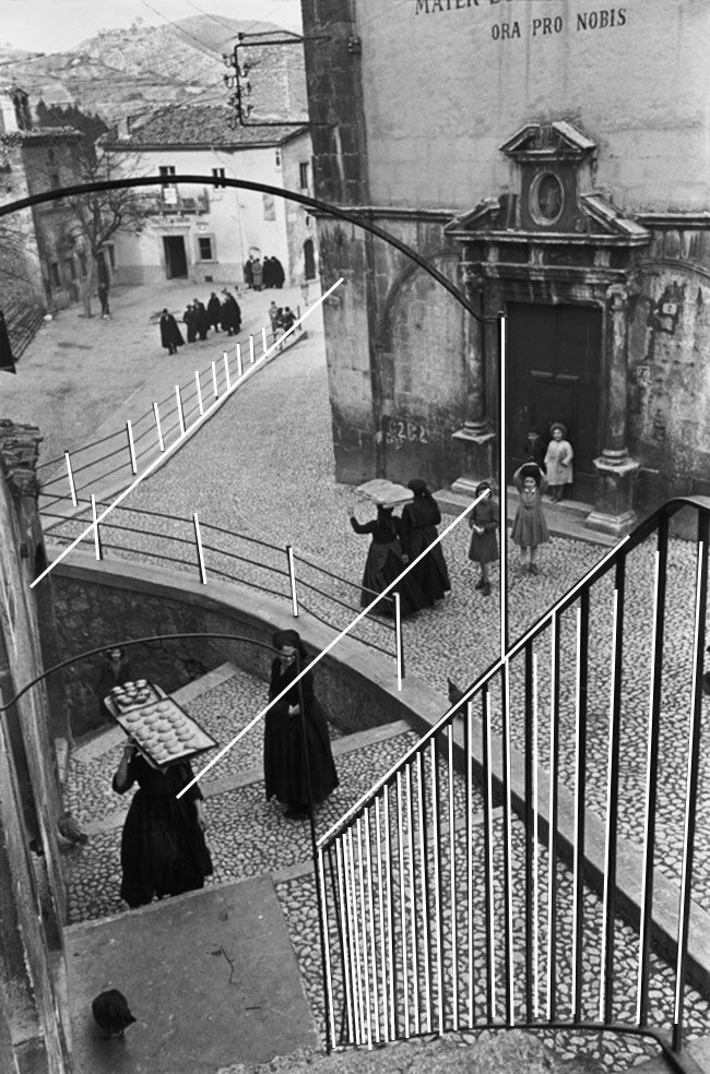 henri-cartier-bresson-stairs-gamut