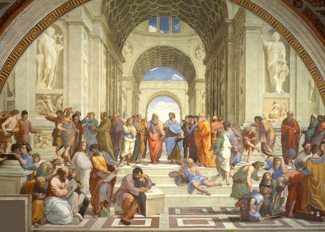 Raphael-schoolAthens