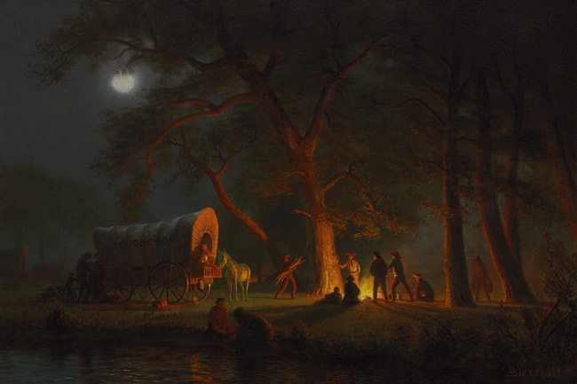 Albert_Bierstadt_-_Oregon_Trail