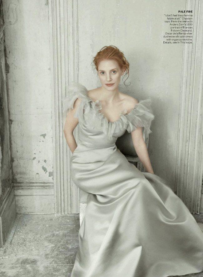 Annie-Leibovitz---Jessica-Chastain---Vogue_2013_12_04