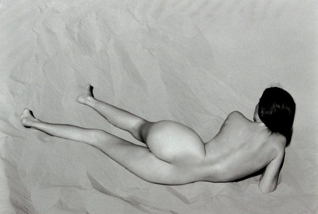 Weston-Nude-Silver-Print