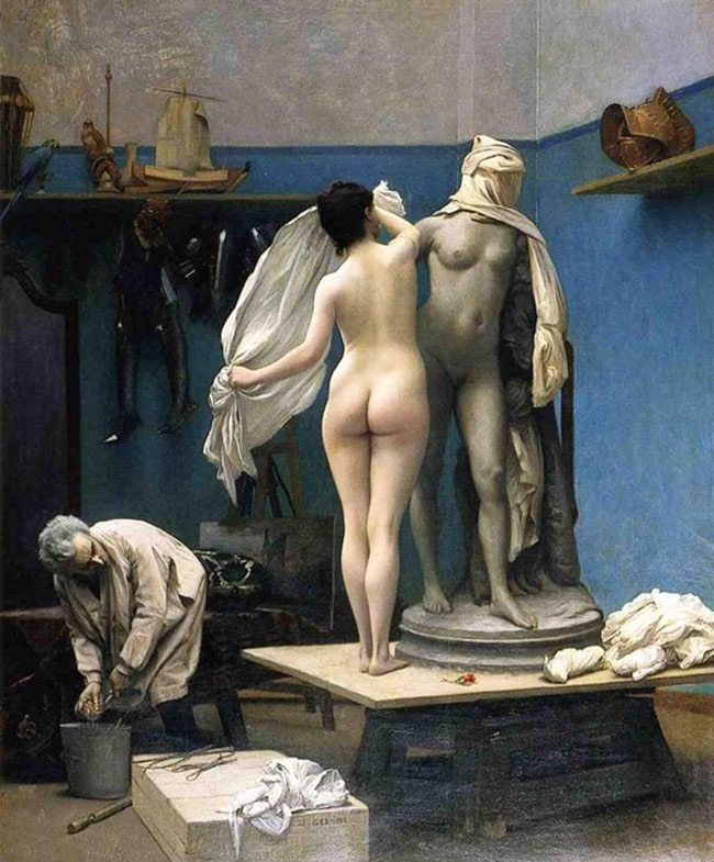 jean-leon-gerome-the-end-of-the-sitting