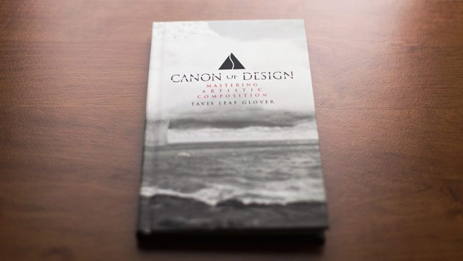 Mastering Composition Book Canon of Design- Book Cover-Canon-of-Design-Book-14
