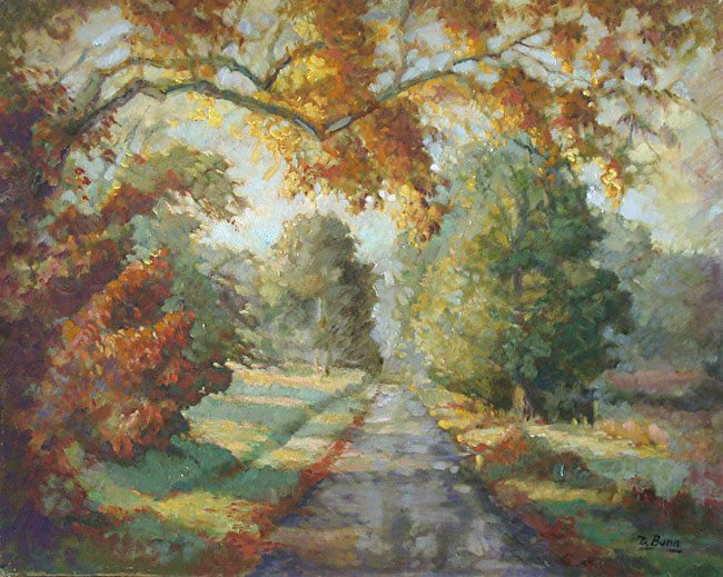 Dott-Bunn-a-country-lane