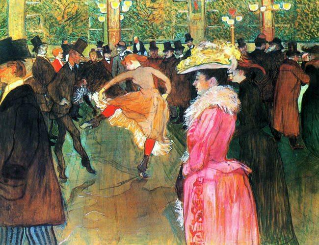 Toulouse Lautrec Painting-07