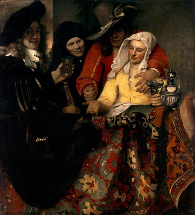 Vermeer Painting-01