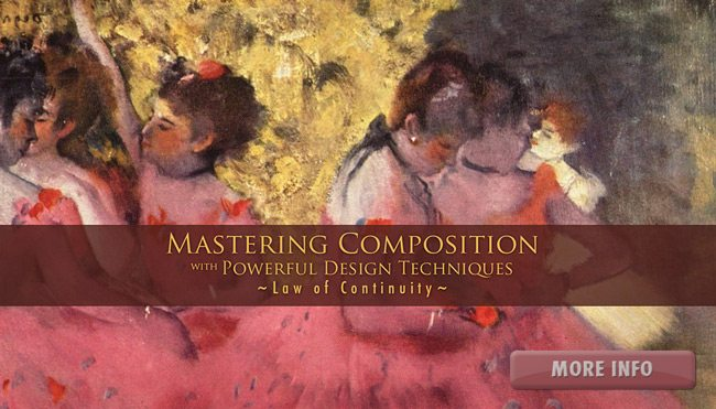 Mastering Composition Videos Law-of-Continuity-Gestalt-Psychology-Video-More-Info