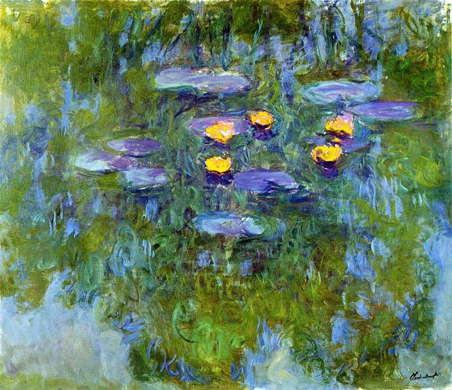 Monetwater-lilies-1919-3-warm