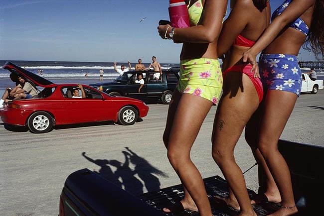 USA. Daytona Beach, Florida. 1997.