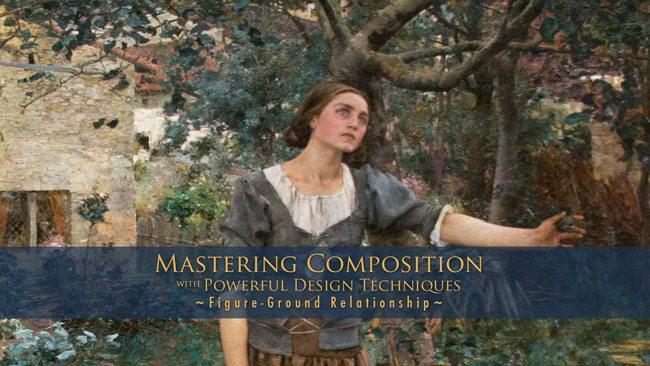 Figure-Ground Relationship - Gestalt Psychology Videos for Mastering Composition
