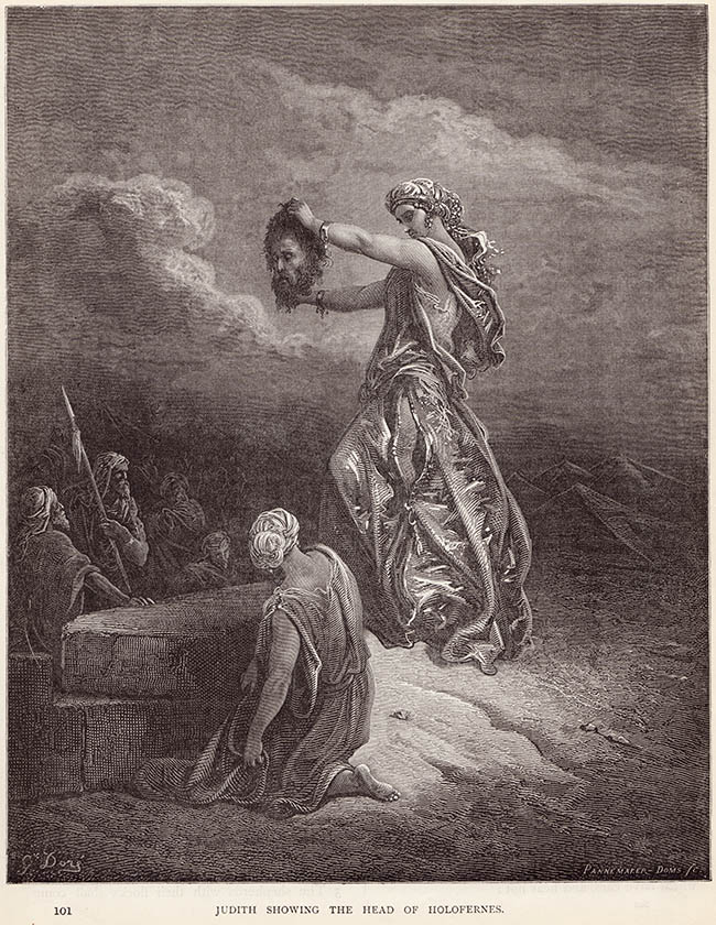 Gustave_Doré_-_The_Holy_Bible_-_Judith_XIV_-_Judith_showing_the_head_of_Holofernes_-_original