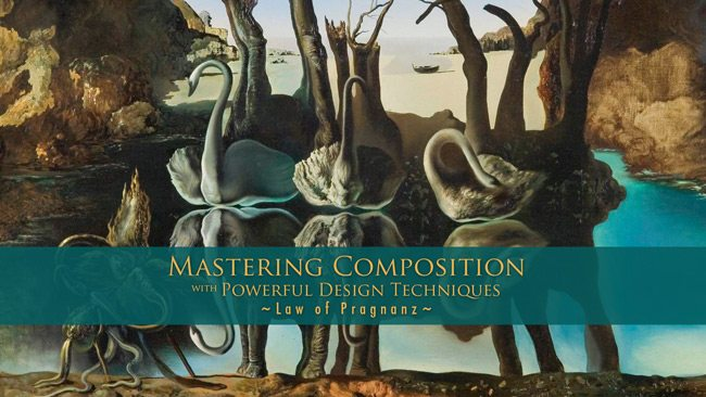 Law-of-Pragnanz-Mastering-Composition-Salvador-Dali-blog