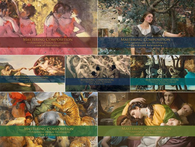 Mastering-Composition-Gestalt-Psychology-Video-Series-Collage-