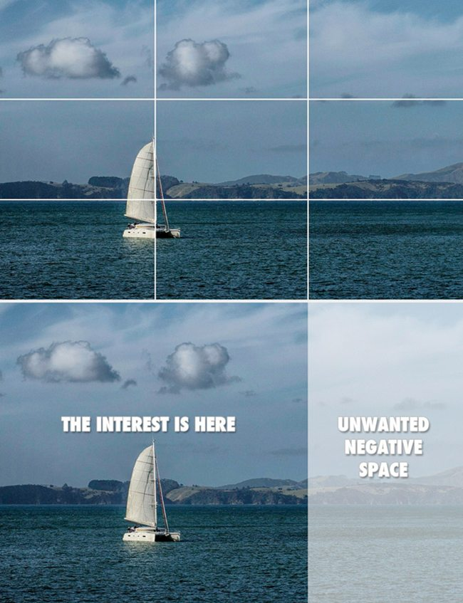 Unwanted-Negative-Space-Sailboat