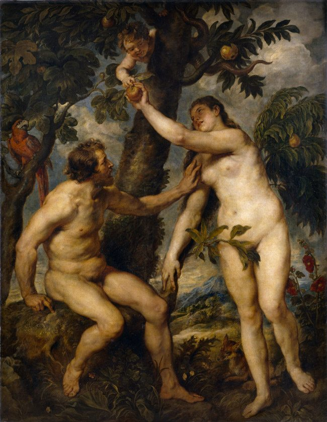 Mastering-Composition-Peer-Pressure--Rubens-Adam-and-Eve