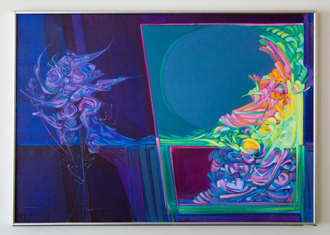 Myron Barnstone painting 1