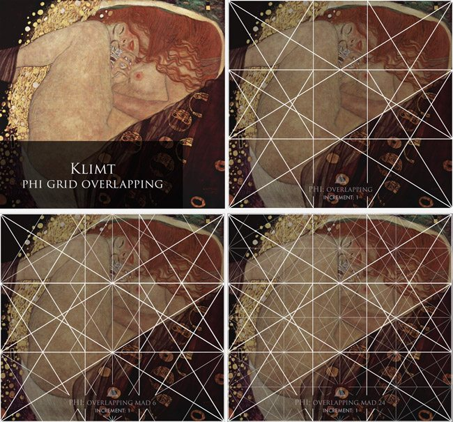 Mastering-Composition-with-dynamic-symmetry-grids-Gustav-Klimt-overlapping-phi