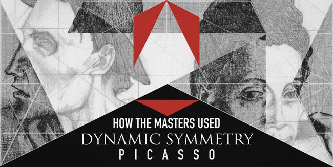How-the-Masters-Used-Dynamic-Symmetry-with-Picasso-Frugal-Repast-blog