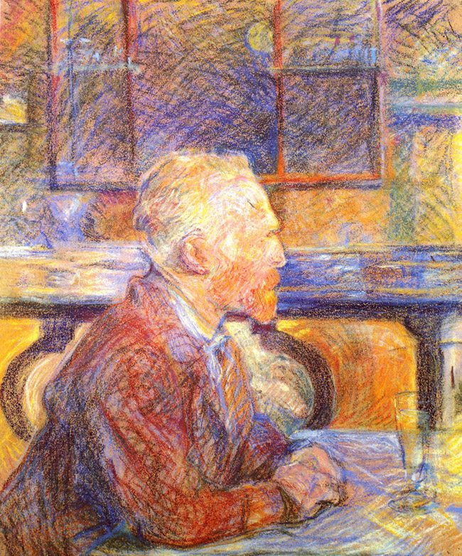 mastering-composition-with-toulouse-lautrec-portrait-of-vincent-van-gogh-drinking-absinthe-1887