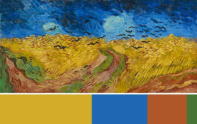 Mastering Composition with Van Gogh Color Theory- Van Gogh Museum-011