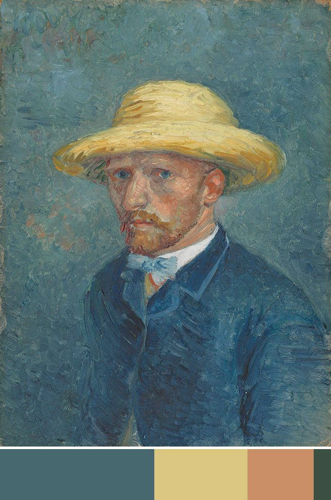 Mastering Composition with Van Gogh Color Theory- Van Gogh Museum-012