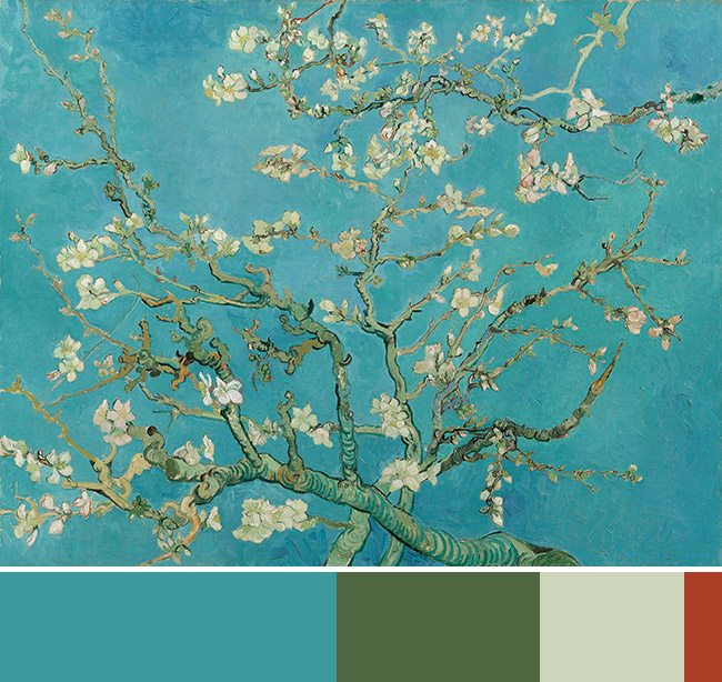 Mastering Composition with Van Gogh Color Theory- Van Gogh Museum-015