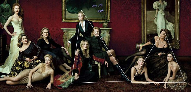 annie-leibovitz-composition-photography-techniquesannie-vanity-enclosure-55