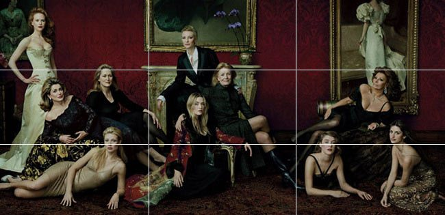 annie-leibovitz-composition-photography-techniquesannie-vanity-thirds-55