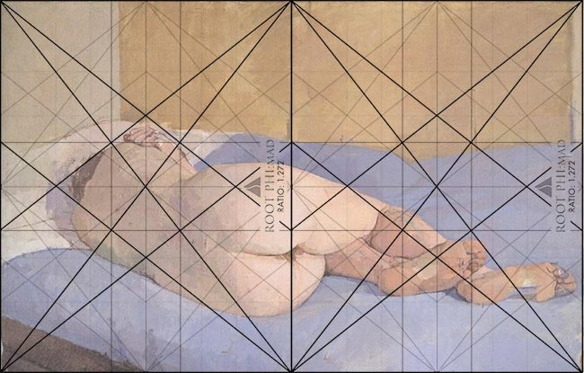Dynamic-symmetry-grids-Uglow-nude-2-root-phi-2