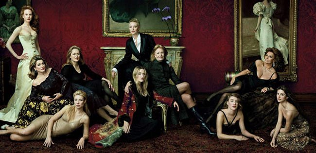 law of continuity-annie-leibovitz-composition-photography-techniquesannie-vanity-55