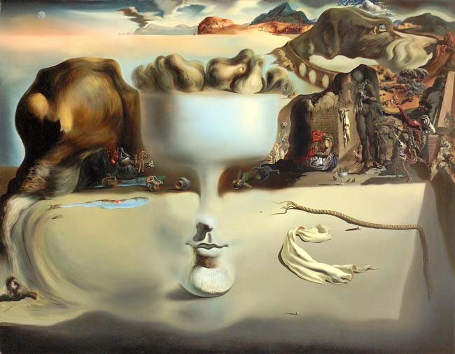 law-of-pragnanz-gestalt-psychology-salvador-dali-painting-1