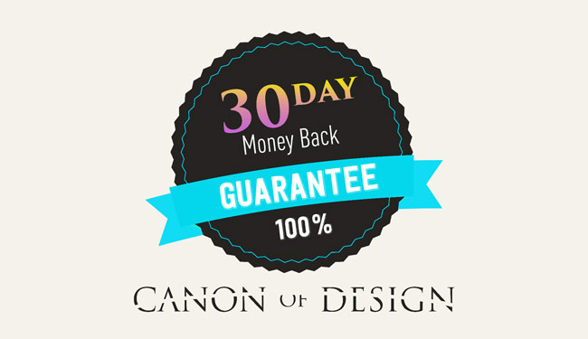Canon-of-Design-Money-Back-Guarantee-2