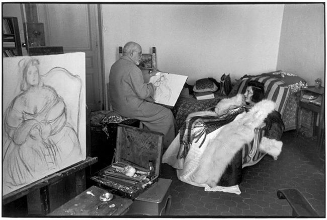Mastering Composition - Henri Cartier-Bresson using Dynamic Symmetry - Proof-023-matisse