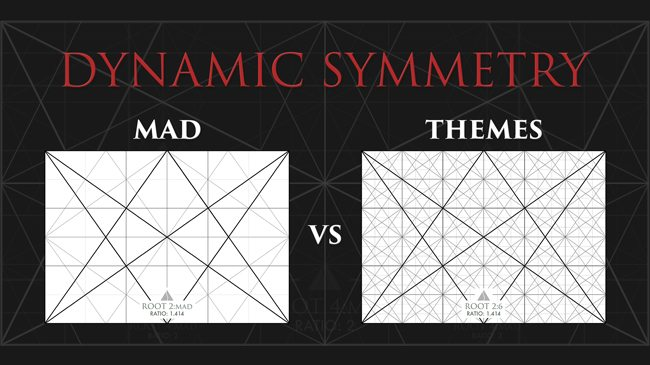 Dynamic-Symmetry-Golden-Section-Mastering-Composition-Canon-of-Design-MAD-vs-Theme-intro
